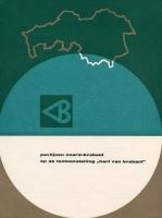 1959 Hart van Brabant affiche
