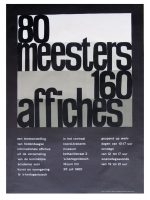 1960 80 meesters 160 affiches