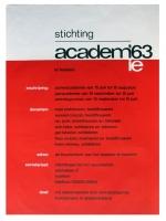 1963 Academie \'63