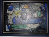 1954 schilderij