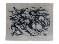 1961 Gewassen Inkt rijstpapier 2