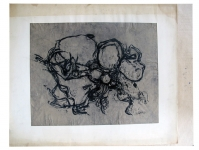 1961 Tekening inkt nr165
