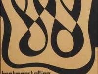1953 Juul Neumann creatie affiche
