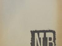1956 Liga Nieuw Beelden folder