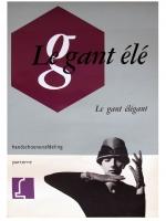 jaartal onbekend, Le Gant Elegant Bijenkorf