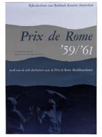 1959-61 Prix de Rome