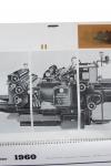 1960 Tijdschrift \'60 kalender Van de Geer drukkerij