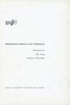 1963-64 NIVE cursussen