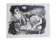 1964 litho 3figuren 2