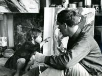 1961 Atelier Amstelveld13 foto; Carel Blazer
