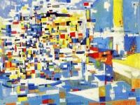 1953 Composition d 'un Movement Direct