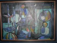 1957 schilderij